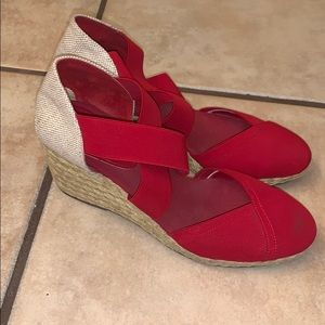 Ralph Lauren Wedges